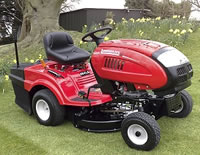 Lawnflite 604la ride on mower